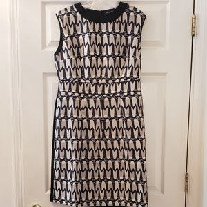 Piazza Sempione sleeveless dress